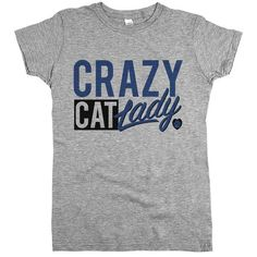 You're a crazy cat lady…and proud of it! Whether you have one kitty best friend…