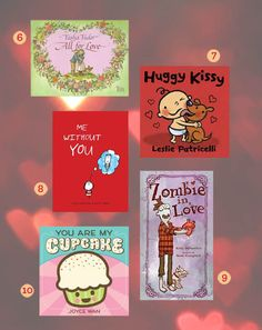10 Great Books for Valentine's Day