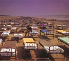 Pink Floyd  //  A Momentary Lapse of Reason (1987)