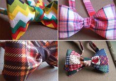 Niño de 11 años se vuelve rico vendiendo en Internet corbatas de moño hechas por él - Marcianos