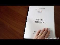 Attività Scrittura 1 - YouTube