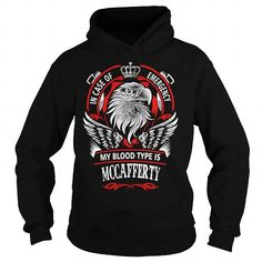I Love MCCAFFERTY, MCCAFFERTYYear, MCCAFFERTYBirthday, MCCAFFERTYHoodie, MCCAFFERTYName, MCCAFFERTYHoodies Shirts & Tees