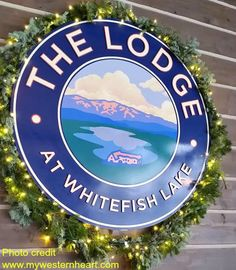 The Lodge At Whitefish Lake should be on your bucket list Lake Whitefish, Whitefish Montana, We Fall In Love, Falling In Love, Grand Lodge, Lake Photos, Travel Ideas, Westerns, Bucket