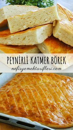 Peynirli Katmer Börek (Çıtır Çıtır Nefis Tat) (videolu) Tarifi nasıl yapılır? 13.653 kişinin defterindeki bu tarifin resimli anlatımı ve deneyenlerin fotoğrafları burada.