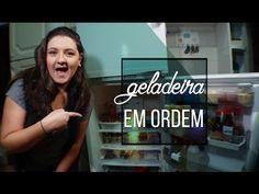 Como organizar a geladeira? | Como organizar | Organização é vida - YouTube