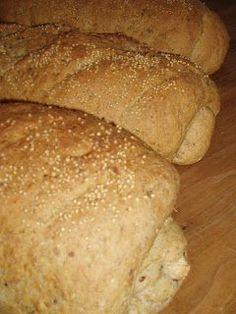 Smakelijck: Zelf brood bakken zonder broodbakmachinemix! en zonder E nummers....