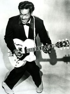 Chuck Berry, whose three-chord style of guitar-playing inspired thousands of guitarists for more than six decades, has died at age 90.