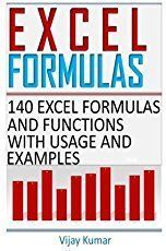 Without formulas, Excel is just a word processor. Free download a cheat sheet with 100+ common Microsoft Excel Formulas and Functions for your daily use.