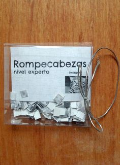 Regalo de broma. Rompecabezas nivel experto. White elephant gift. Expert level puzzle. Más Prank Gifts, Joke Gifts, Gag Gifts, Funny Gifts, Merry Christmas, Christmas Gifts, Xmas, Holiday, Cute Birthday Gift