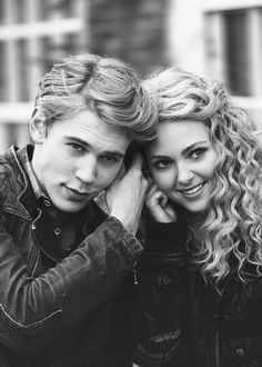 The Carrie Diaries. I'm assuming Sebastian will be gone eventually and I'm not looking forward to it. Love them together.