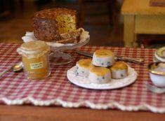 Rose Cottage desserts