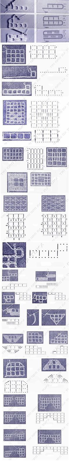 "FILET CROCHET Filet in French simply means 'net or a mesh"". So filet crochet is Crochet patterns made in a net or a grid. It  uses just 3 basic stitches like the chain stitch, the double crochet an..."