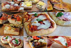 Pizze e focacce ricette gustose vickyart arte in cucina