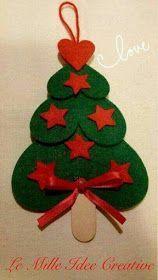 Coisinhas da Renata: Enfeite de Natal...