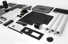 15 excelentes ejemplos de diseño identidad corporativa ~ Diseño Gráfico | web