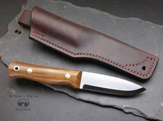 Bushcraft Knife / woodlore style / Survival Knife / Camping