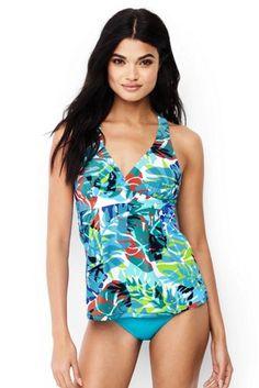 28cd11d51f Bleu Rod Beattie In Living Color Halter Tankini Top | swim ...