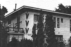Deventer houten huis aan de Stationsstraat diende als VVV kantoor destijds