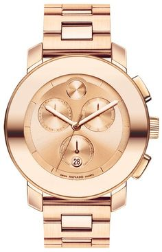 Movado Bold. I am considering selling my organs for this.