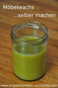 Möbelwachs selber machen - New Ideas Furniture Wax, Furniture Making, Mild Shampoo, Diy Cleaners, Wine Bottle Crafts, Green Life, Diy Cleaning Products, Diy And Crafts, Life Hacks