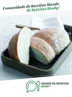 Pão saloio de Equipa Bimby. Receita Bimby<sup>®</sup> na categoria Massas lêvedas do www.mundodereceitasbimby.com.pt, A Comunidade de Receitas Bimby<sup>®</sup>.