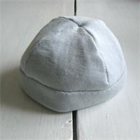 Bonnet de naissance Patron couture gratuit - Loisirs créatifs