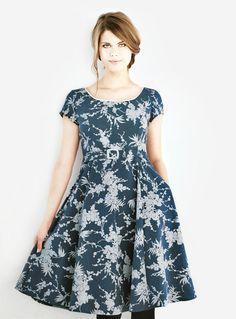 H.E.I.D.E flowered dress