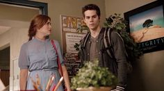 Lydia & Stiles: Two sides of the same coin.
