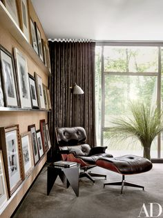 Midcentury Glass Retreat in New York Photos | Architectural Digest