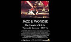 Jazz & Wonder en Notorious - 27/1 23:59 hs