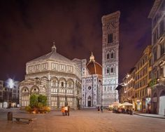 Firenze Duomo e Battistero
