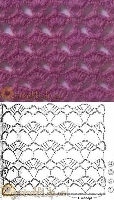 Watch This Video Beauteous Finished Make Crochet Look Like Knitting (the Waistcoat Stitch) Ideas. Amazing Make Crochet Look Like Knitting (the Waistcoat Stitch) Ideas. Crochet Motifs, Crochet Diagram, Crochet Stitches Patterns, Crochet Poncho, Crochet Chart, Love Crochet, Crochet Designs, Crochet Lace, Stitch Patterns