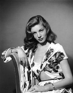"""greatbuffalotradingpost: """"Lauren Bacall """""""