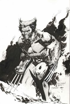 Jim Lee wolverine