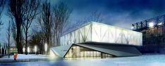 Image 16 of 17 from gallery of Wisła Krakow New Sports Centre Proposal / Estudio Lamela Polska. © Estudio Lamela Polska
