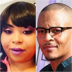 T.I AND SHEKINAH JUST CAN'T BE FRIENDS!