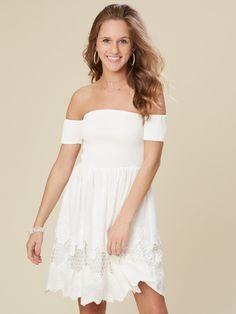 cad5144f78 Altar d State Badalona Dress - Apparel Embellished Skirt