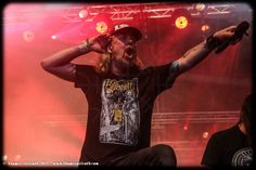 At The Gates au Hellfest 2015