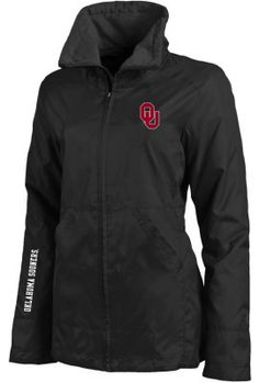 University of Oklahoma Sooners Women's Game Day Jacket | University Of Oklahoma,University of Oklahoma-Tulsa