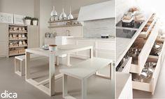 Muebles de cocina, baños, armarios, vestidores y auxiliares