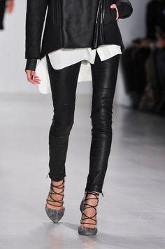 Marissa Webb Fall 2014 New York Fashion Week _