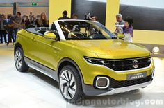 #VW #TCross production to commence in mid-December in #Europe