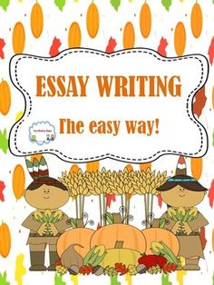 Teaching how to write an essay can be a frustrating process. This teaching material will make it fun for you and your students. With the steps of 1-7 and your good to go. Let's make writing FUN! $4.00