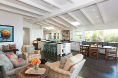 """Love the ceiling and sky lights.  I Want This """"Mobile Home"""" For Sale in Malibu"""