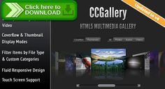 [ThemeForest]Free nulled download CCGallery - HTML5 Multimedia Gallery from http://zippyfile.download/f.php?id=40161 Tags: ecommerce, audio, canvas, coverflow, css3, gallery, html5, multimedia, portfolio, responsive, thumbnail gallery, video, vimeo, xml driven, xml gallery, youtube