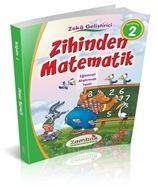 Zambak Yayınları - İlkokul - 2. Sınıf - Temel Dersler - Zihinden Matematik