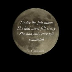 """393 Likes, 14 Comments - C.Churchill (@cc_writes) on Instagram: """"#crazy #marcbfchallenge #colorbodyfeels Happy Storm Moon #stormmoon Under the full moon She had…"""""""