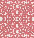 Home Decor 8''x 8'' Swatch- Upholstery Fabric-Waverly Garden Gate/Sorbet    reg. 3.00
