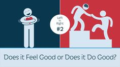 Does it Feel Good or Does it Do Good? Left vs. Right #2