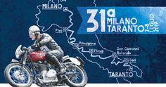 moto istruzione per l'uso : Milano-Taranto 2017